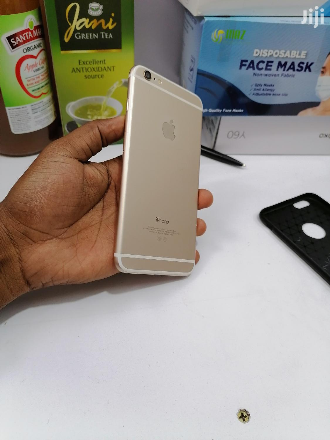 Apple iPhone 6 Plus 128 GB Gold