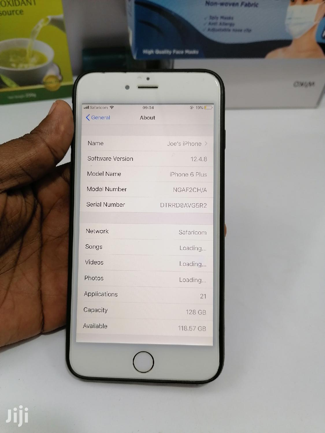 Apple iPhone 6 Plus 128 GB Gold | Mobile Phones for sale in Nairobi Central, Nairobi, Kenya