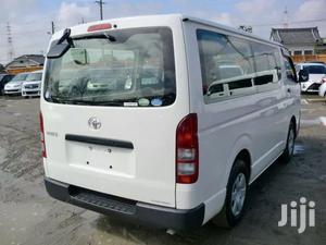 Toyota HiAce 2013 White   Buses & Microbuses for sale in Nyali, Ziwa la Ngombe