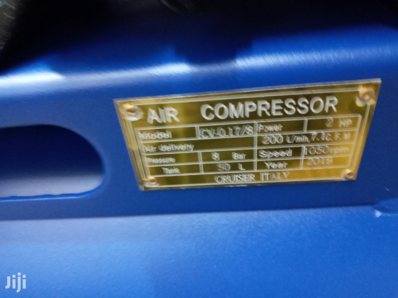 50l Electric Air Compressor