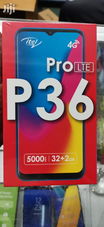 New Itel P36 Pro 32 GB | Mobile Phones for sale in Nairobi Central, Nairobi, Kenya