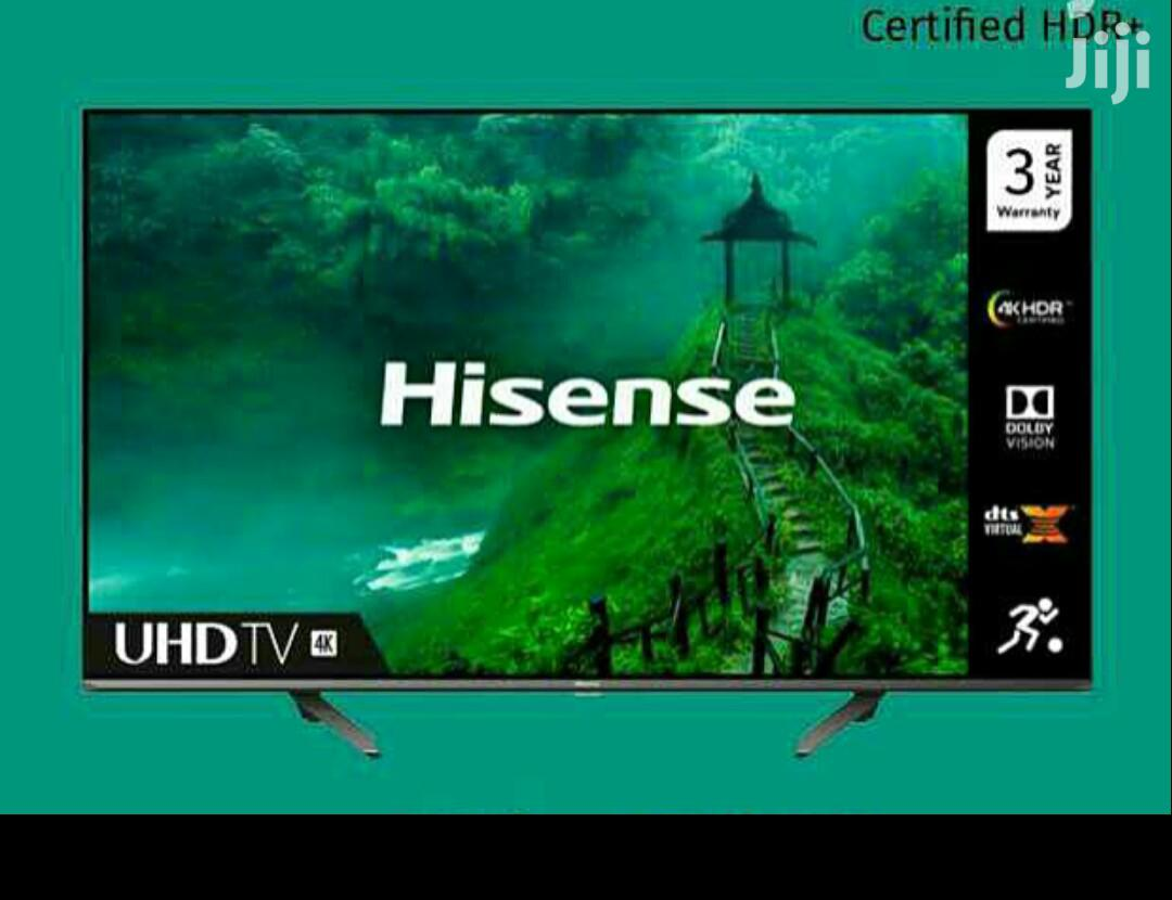 "New Hisense Smart 4k Uhd Frameless A7 Series 55"" Inch"