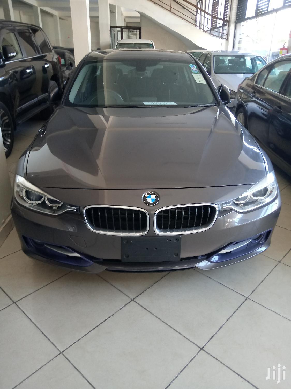 BMW 320i 2014 Gray