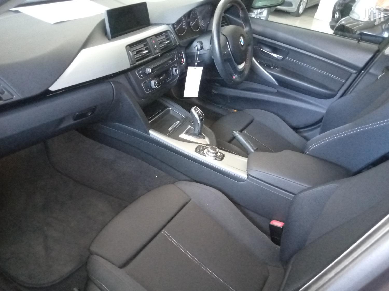 BMW 320i 2014 Gray | Cars for sale in Ziwa la Ng'ombe , Mombasa, Kenya