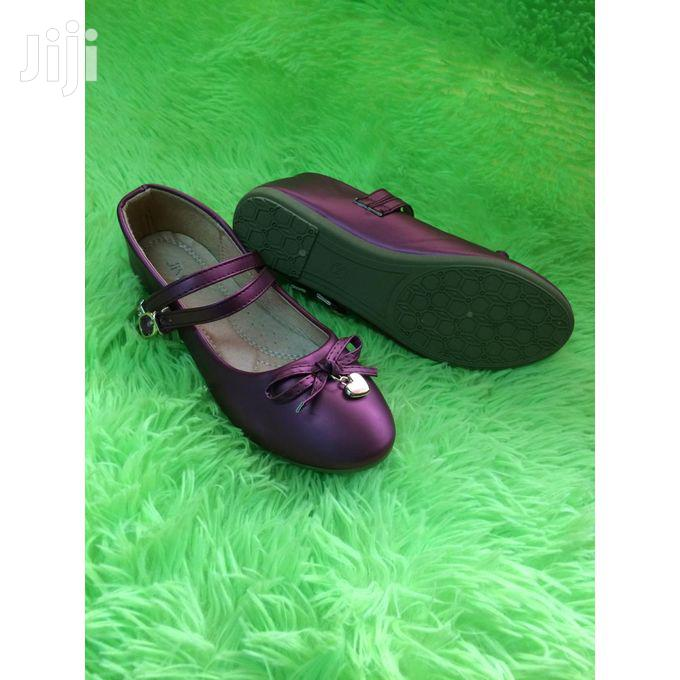 Archive: Fashion Baby Girl Kids Doll Shoes - Maroon