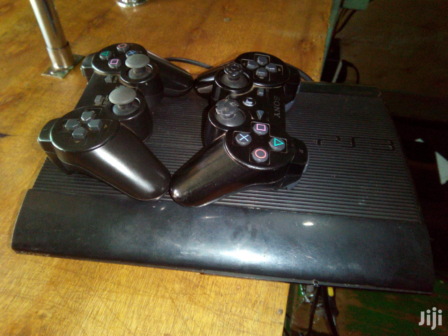 Archive: PS 3 Gaming Machine