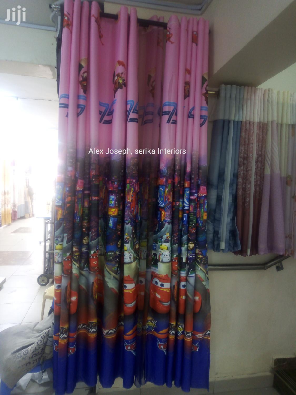 Archive: Cartoon Curtains