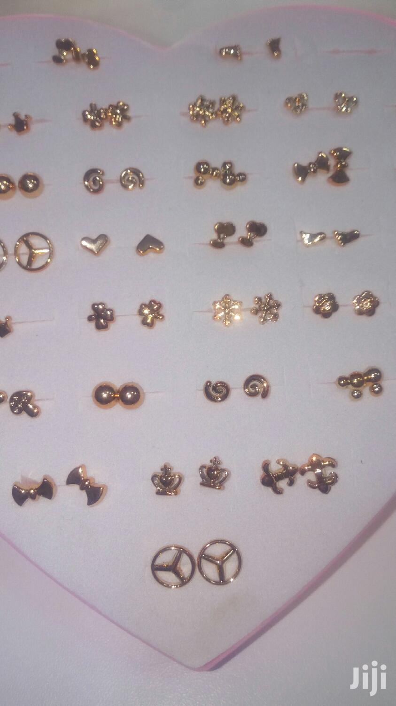 Designed Plastic Earnings   Jewelry for sale in Kahawa, Nairobi, Kenya