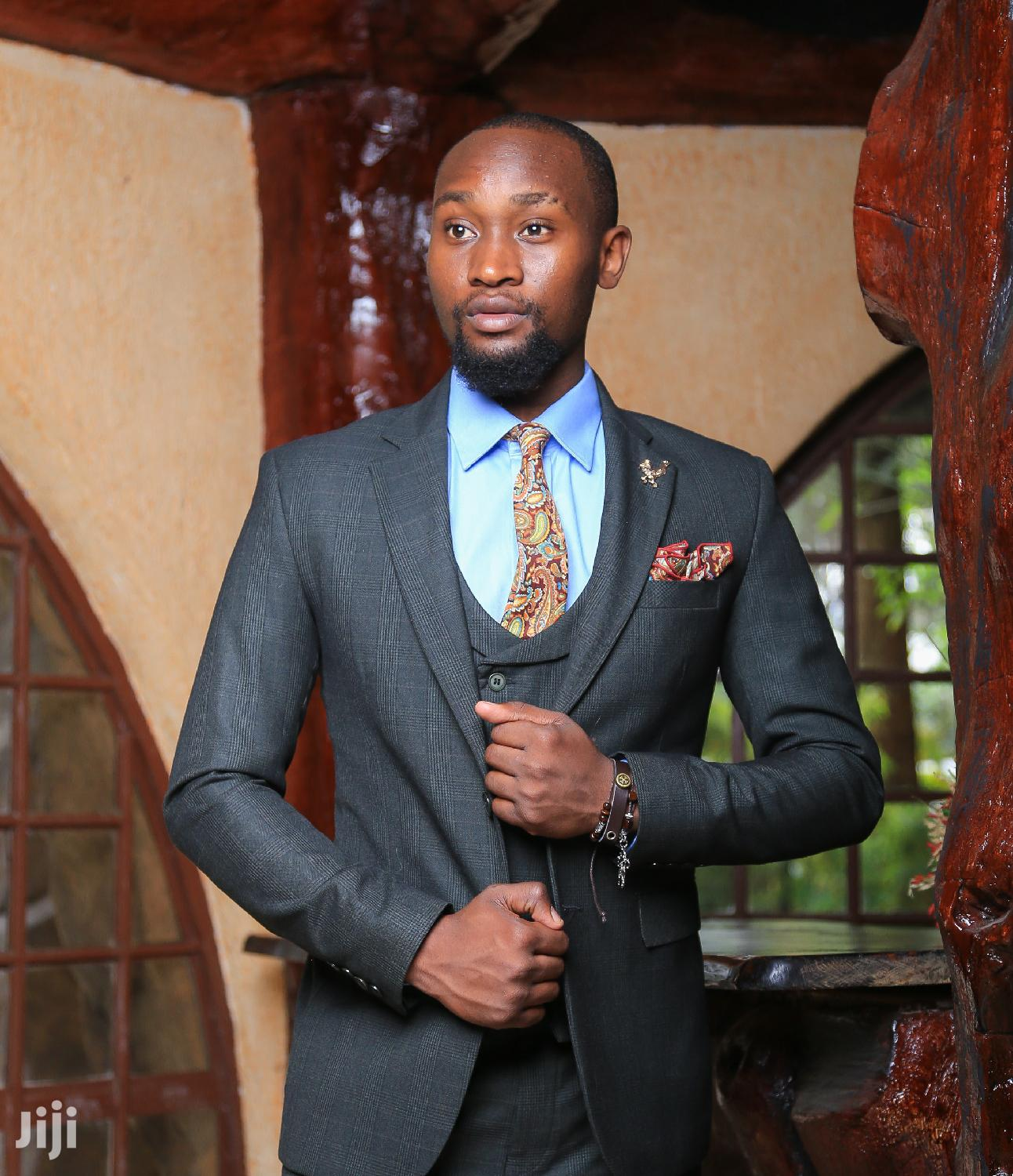 Men Suits (Made To Measure Slim Fit Suits) | Clothing for sale in Nairobi Central, Nairobi, Kenya