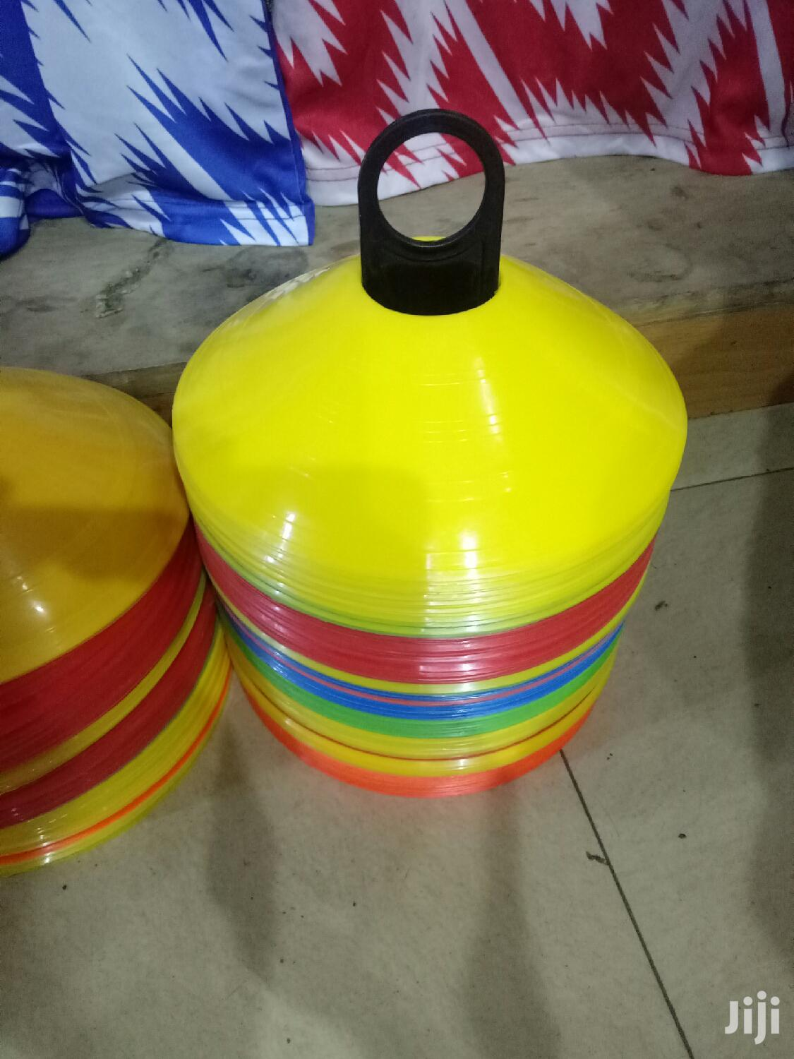 Football Cones | Sports Equipment for sale in Nairobi Central, Nairobi, Kenya