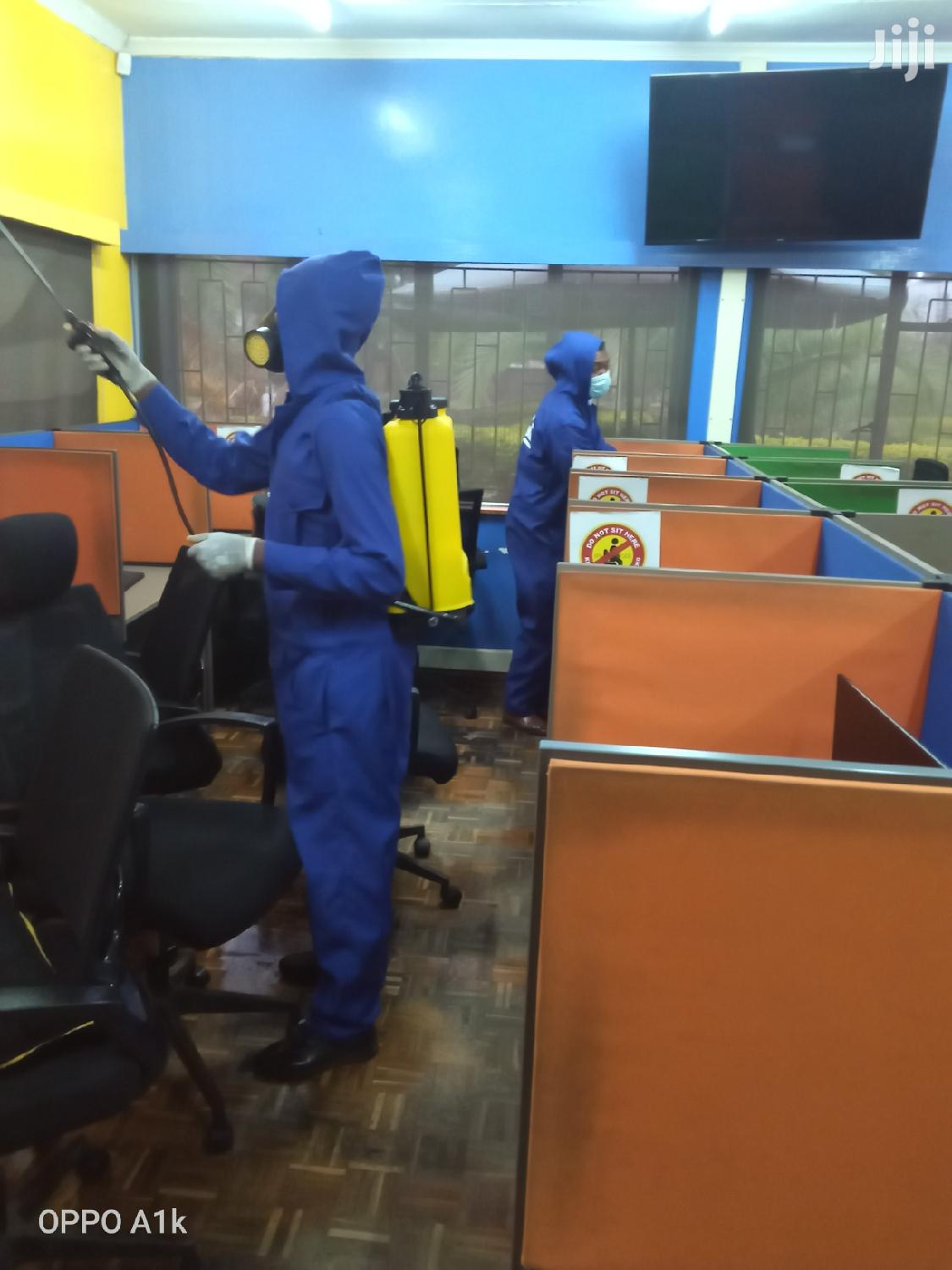 Fumigation And Pest Control In Kilimani Book
