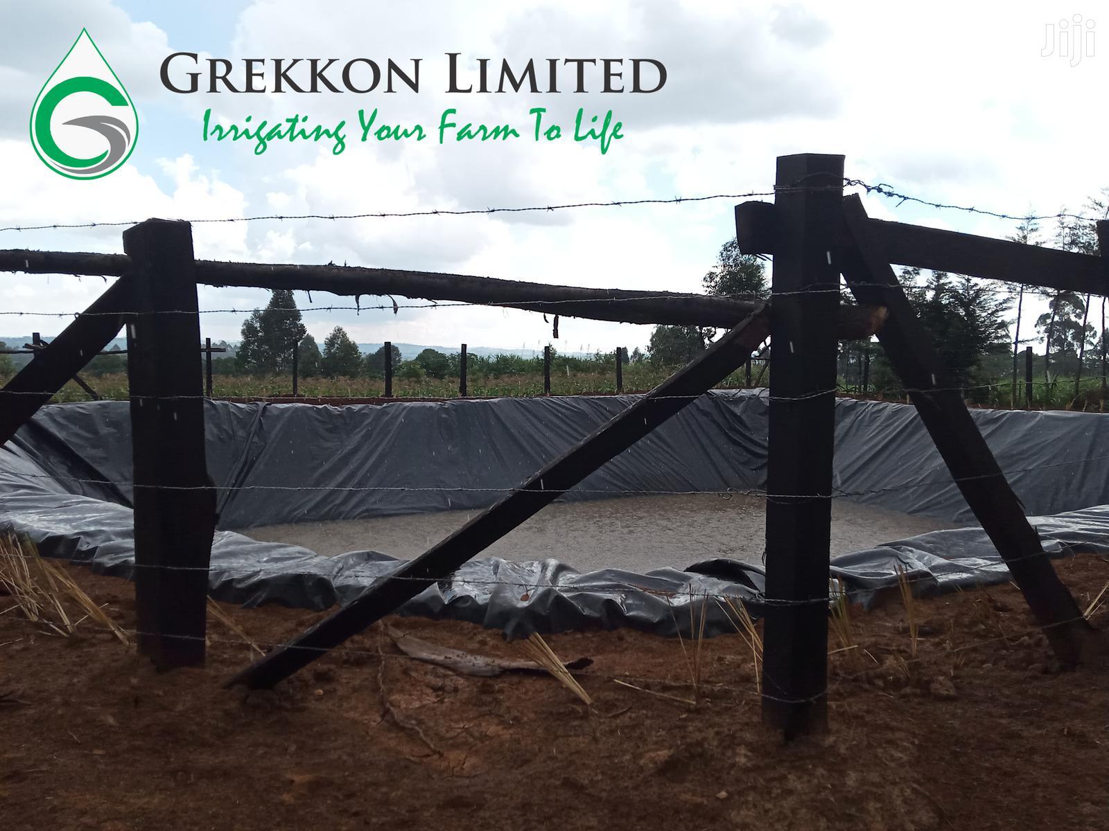 Dam Liner HDPE Geomembrane For Sale In Kenya | Farm Machinery & Equipment for sale in Langas, Uasin Gishu, Kenya