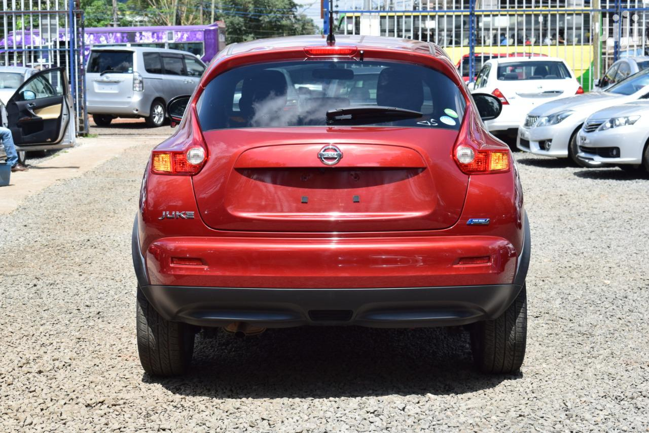 Nissan Juke 2013 Red | Cars for sale in Nairobi Central, Nairobi, Kenya