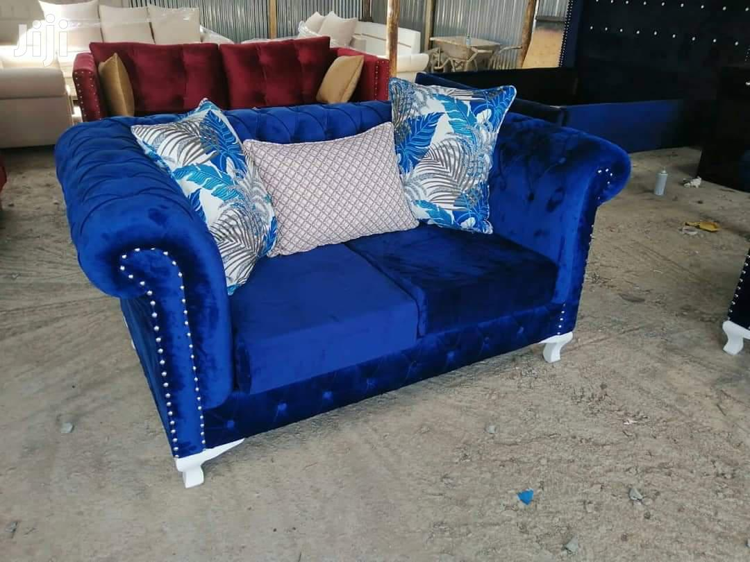 Two Seater Chesterfield Sofa Set