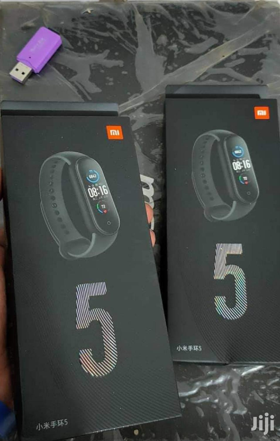 Xiaomi Mi Band 5 Brand New | Smart Watches & Trackers for sale in Nairobi Central, Nairobi, Kenya