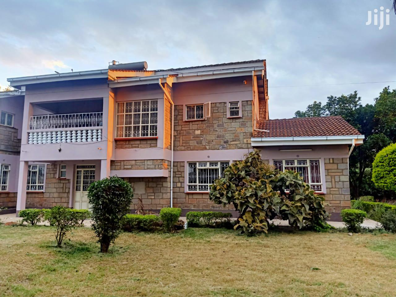 4 Bedroom Mansion Own Compound At Thome Estate