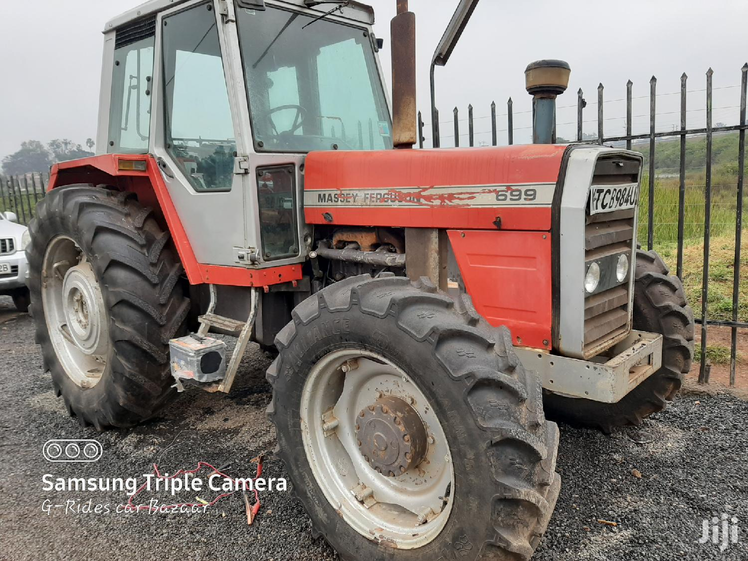 Massey Ferguson Tractor 699 1995 Red For Sale