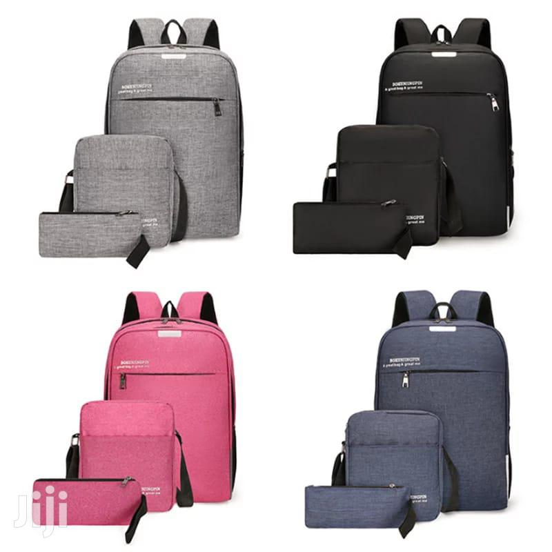 3 in 1 Backpack