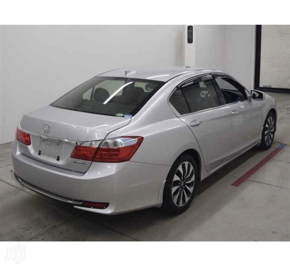 Archive: New Honda Accord 2013 Silver