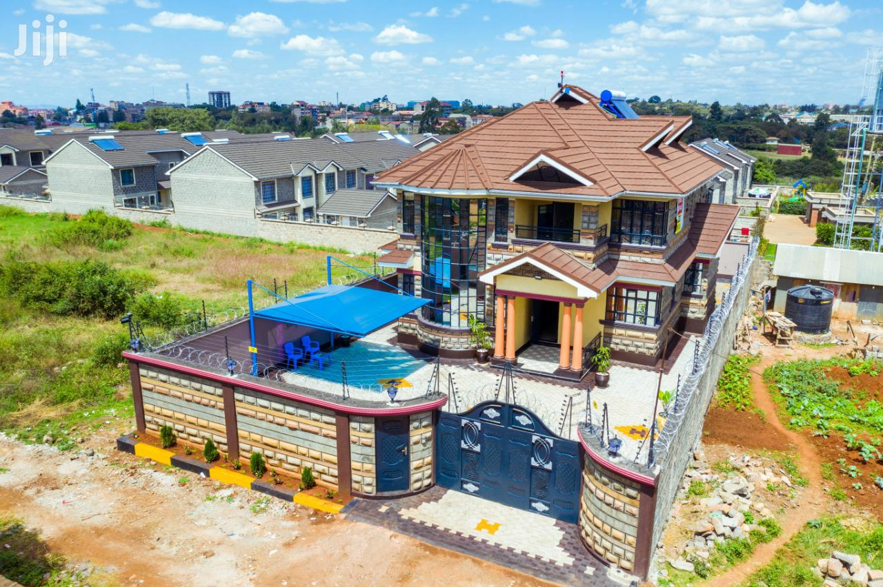 Quic Sale 4 Bedroom Ensuite Located Kimbo Thika Road