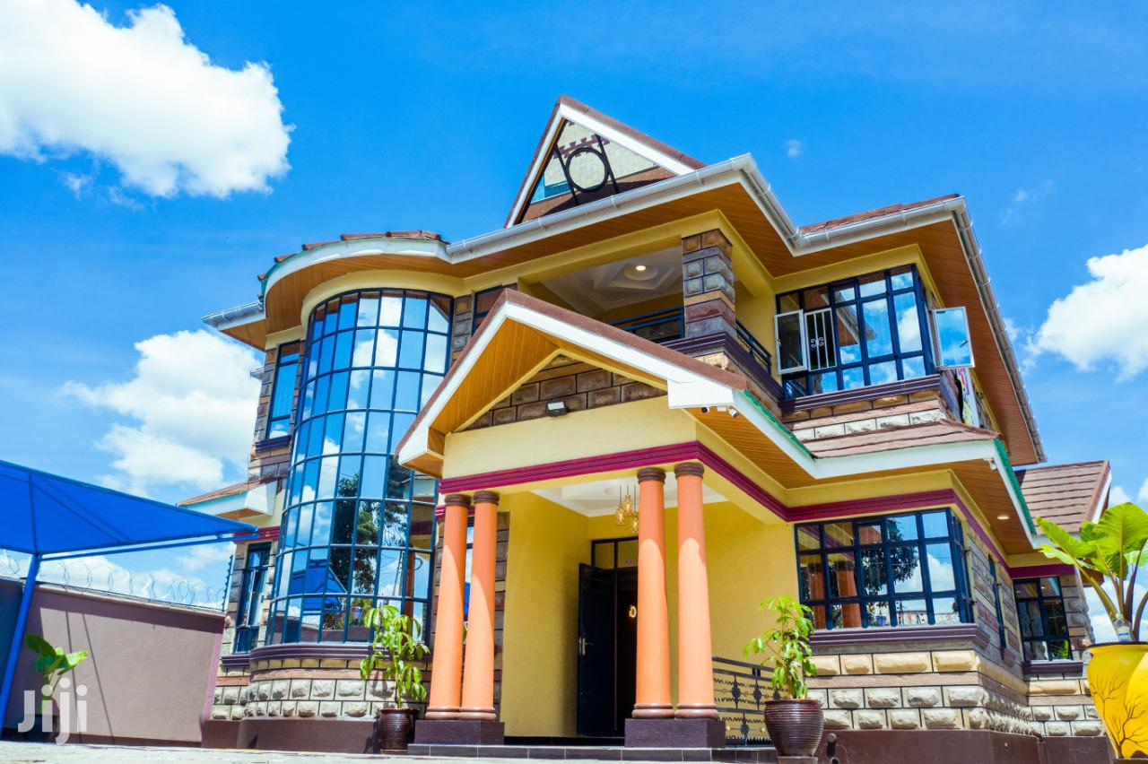 Quic Sale 4 Bedroom Ensuite Located Kimbo Thika Road | Houses & Apartments For Sale for sale in Thika, Kiambu, Kenya