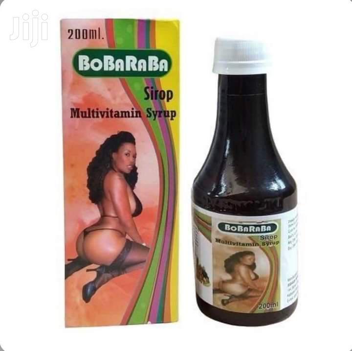 Bobaraba Multivitamin Syrup For Hips N Butt