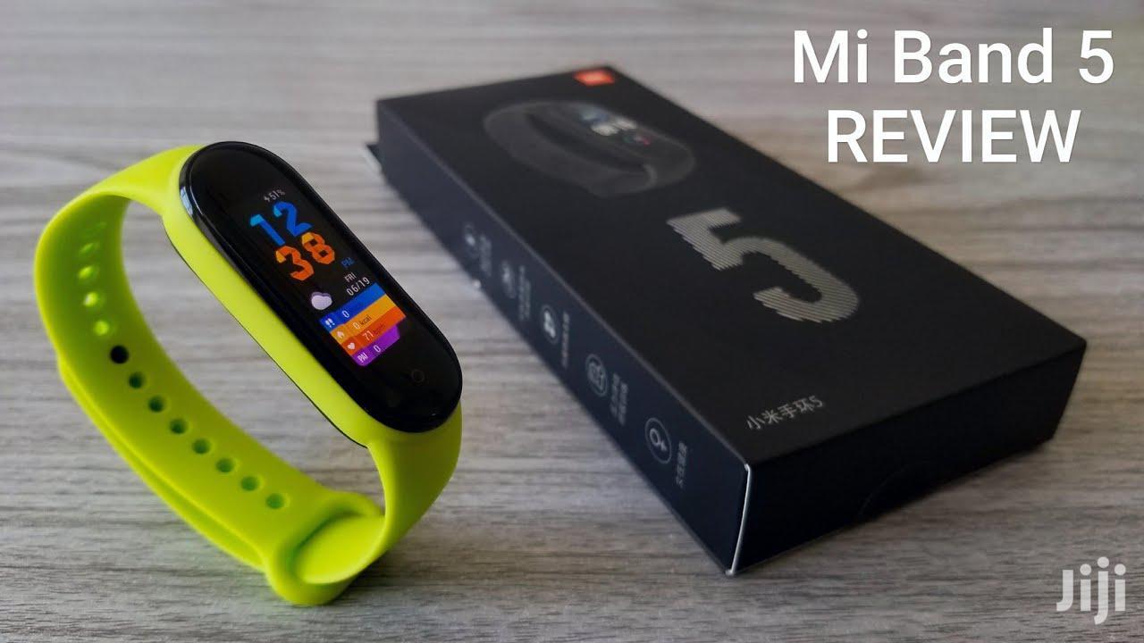 Archive: Xiaomi Mi Band 5 Armband Hartslagmeter Fitness Tracker