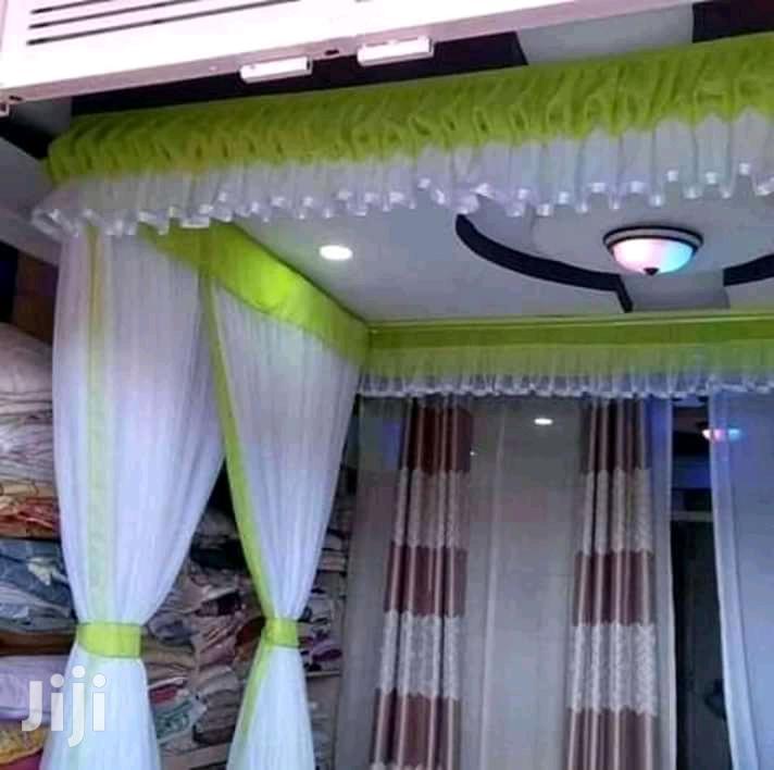 Customised Rail Mosquito Nets
