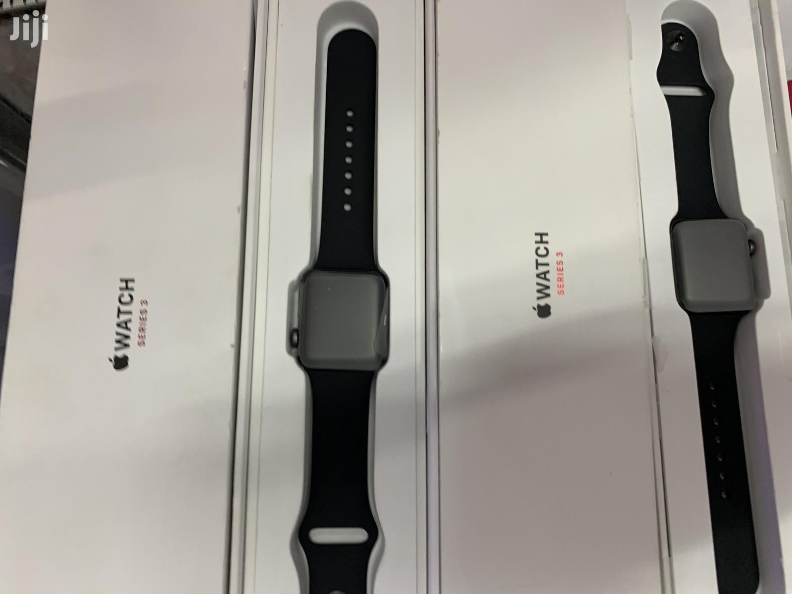 Apple Series 3 38mm | Smart Watches & Trackers for sale in Nairobi Central, Nairobi, Kenya