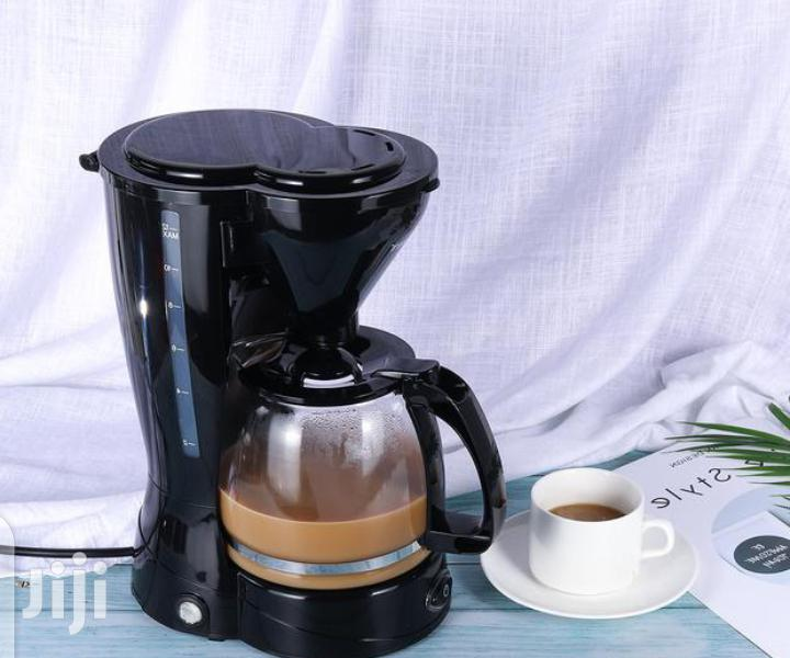 Simple Design Coffee Maker
