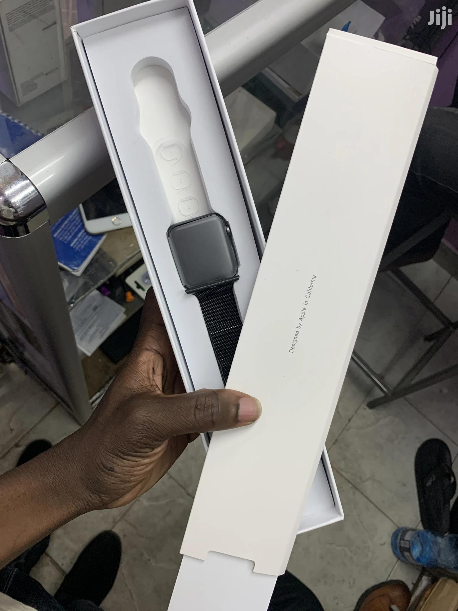 Apple Series 3 42mm | Smart Watches & Trackers for sale in Nairobi Central, Nairobi, Kenya