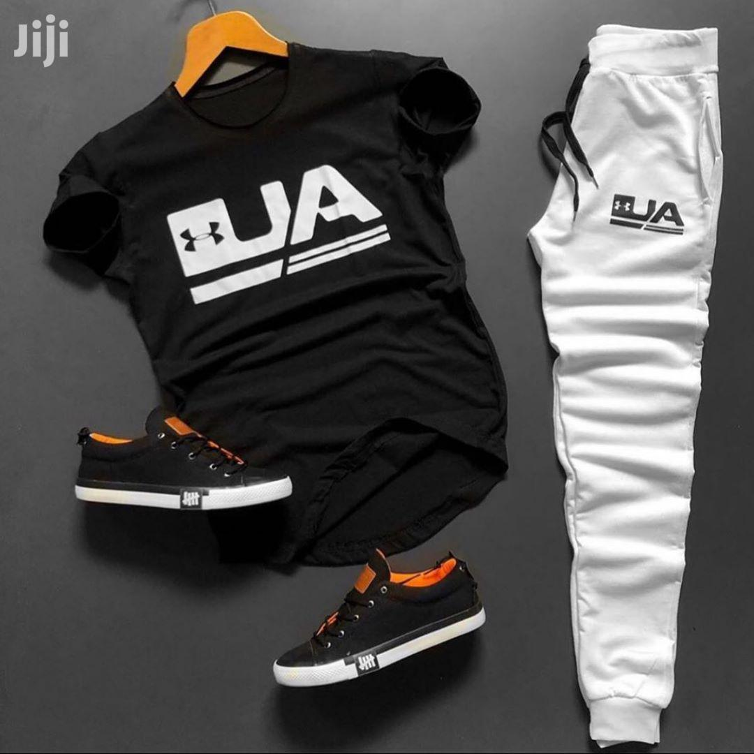 Sweat Pants and T-Shirt Combination | Clothing for sale in Nairobi West, Nairobi, Kenya