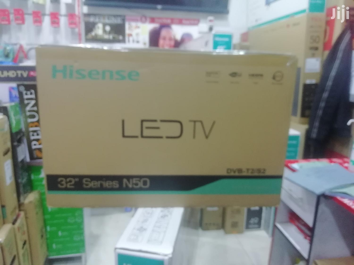 "HISENSE 32"" Digital Frameless TV"