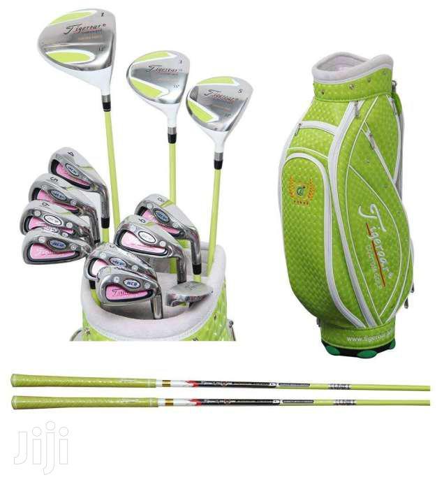 Tigeroar Women's Golf Club Set