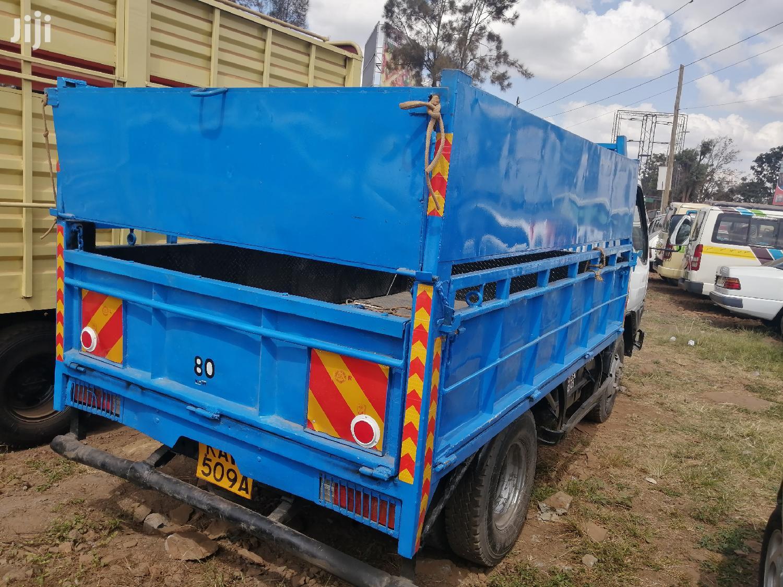 Mitsubishi Canter 2000 White | Trucks & Trailers for sale in Thika, Kiambu, Kenya