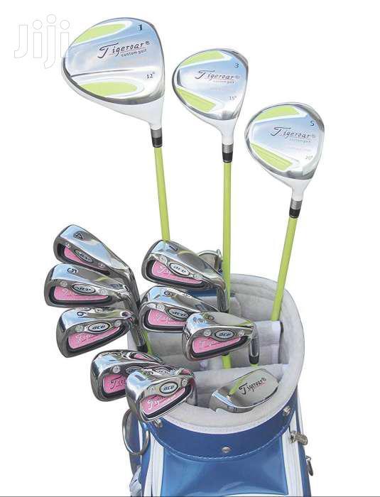 Tigeroar Women's Golf Club Set | Sports Equipment for sale in Nairobi Central, Nairobi, Kenya