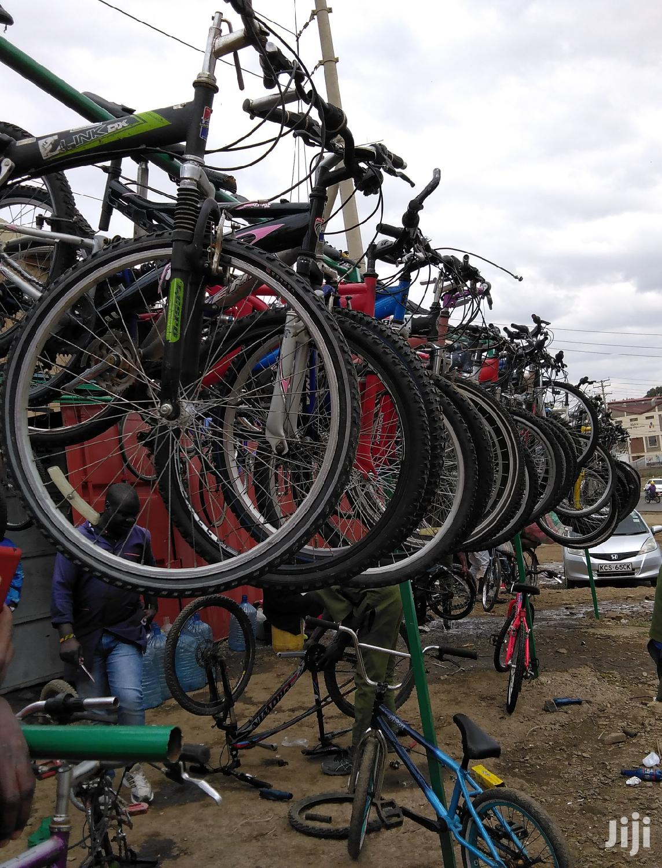 Archive: Ex-Uk Mountain Bikes