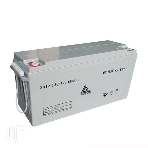 Sunnypex or Solarpex 12V 120ah Deep Cycle Solar Battery
