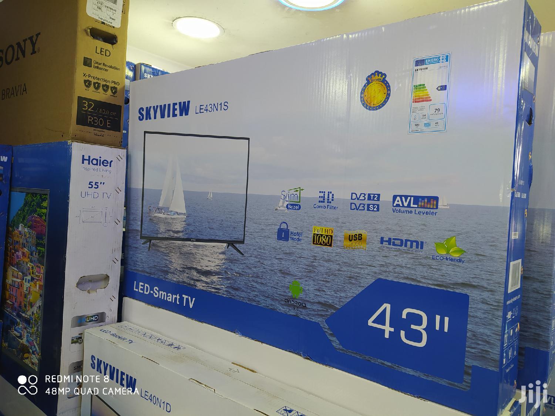 Skyview 43 INCH - Smart Digital Full HD LED TV - Android -43   TV & DVD Equipment for sale in Nairobi Central, Nairobi, Kenya