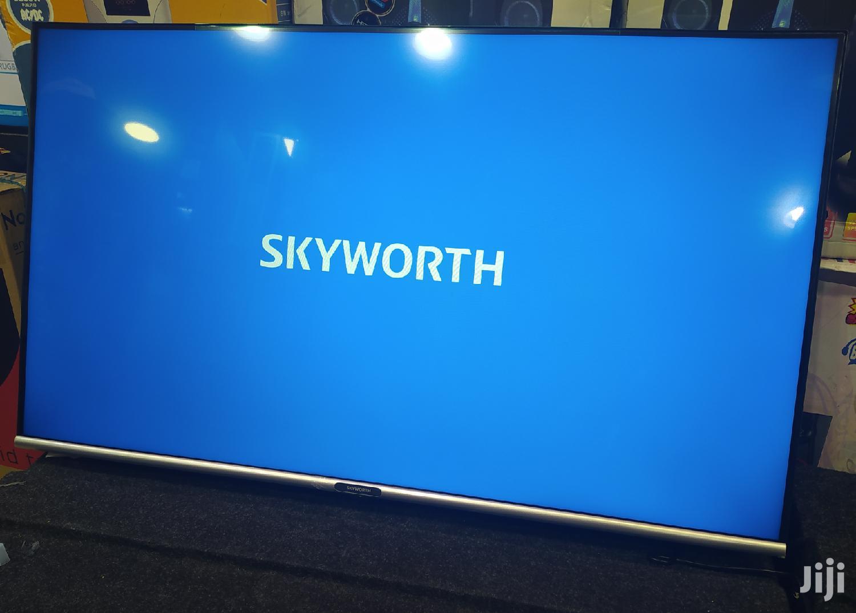 Skyworth 55 Inch 4K Premium Uhd LED TV Android- 55ub7500 | TV & DVD Equipment for sale in Nairobi Central, Nairobi, Kenya