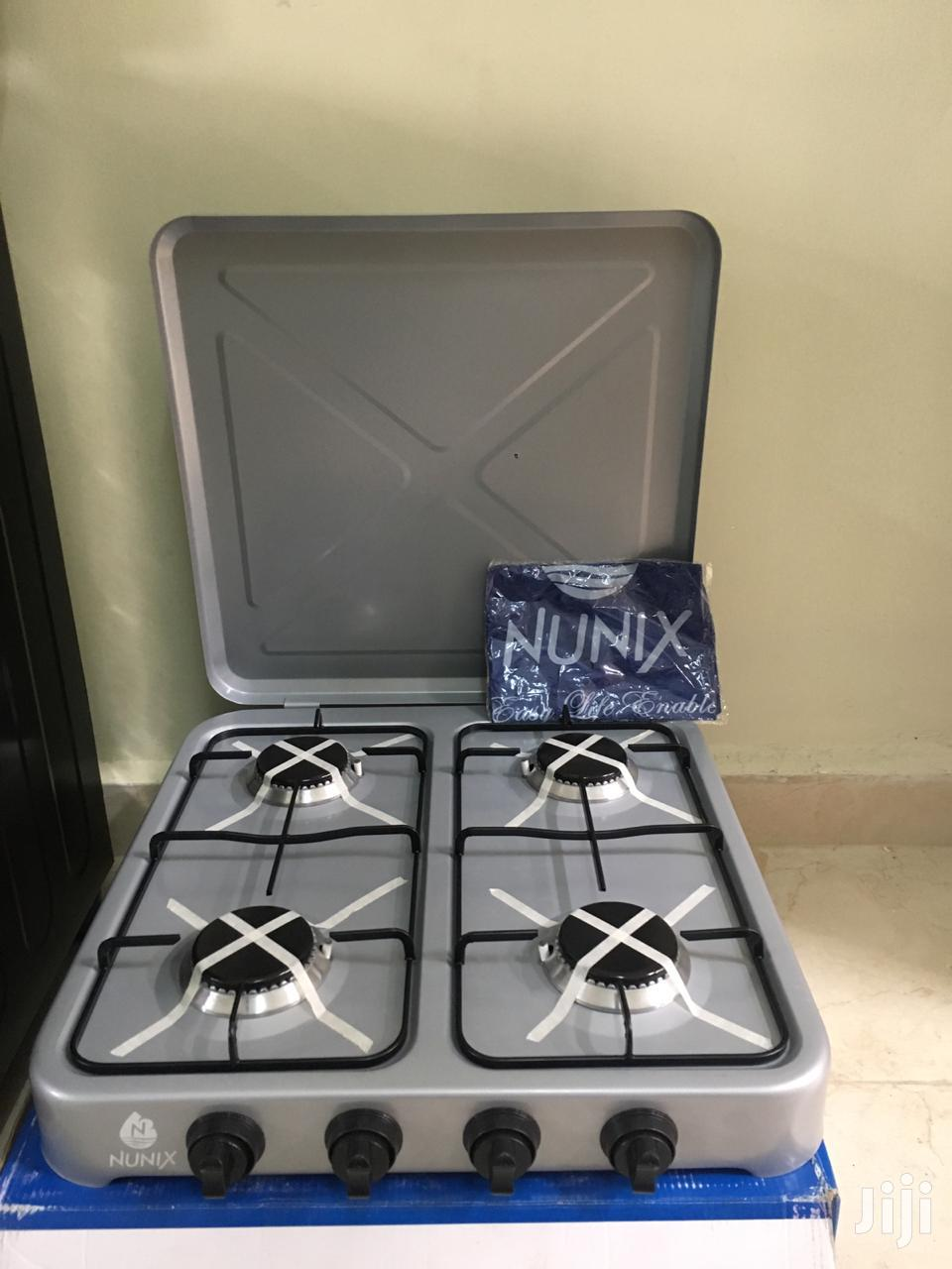 Four Burner Gas Cookers