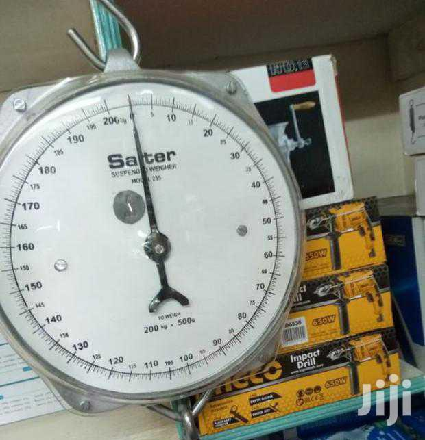 High Quality Salter Analogue Weighing Scale 200kgs