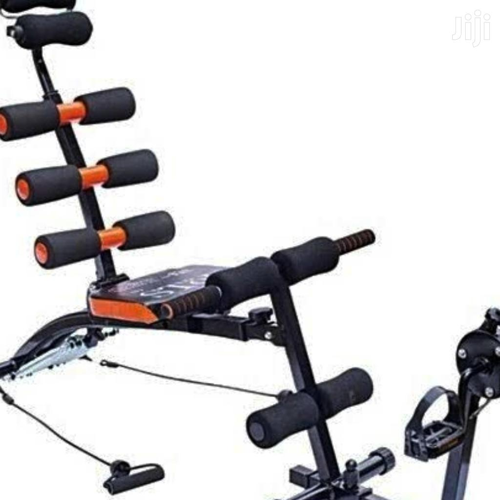 6 Pack Care Wondercore Exercise With Pedal
