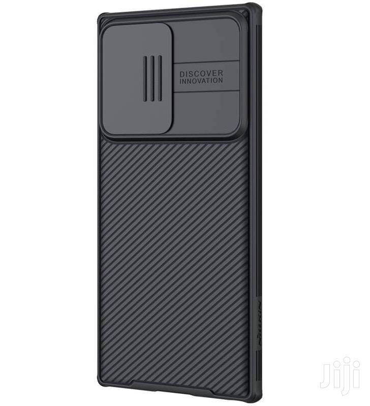 Galaxy Note 20 Ultra Nillkin Camshield Pro Cover Case | Accessories for Mobile Phones & Tablets for sale in Nairobi Central, Nairobi, Kenya