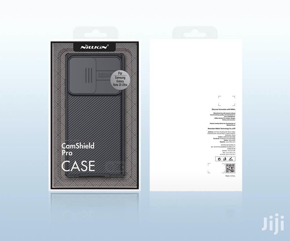 Galaxy Note 20 Ultra Nillkin Camshield Pro Cover Case