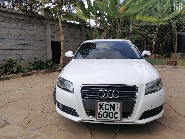 Audi A3 2010 White | Cars for sale in Roysambu, Nairobi, Kenya