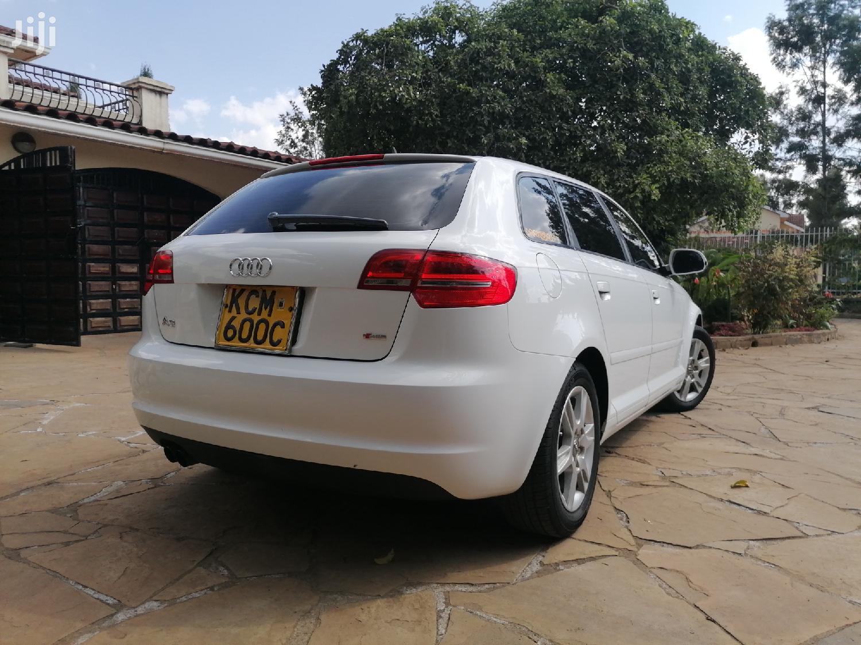 Audi A3 2010 White