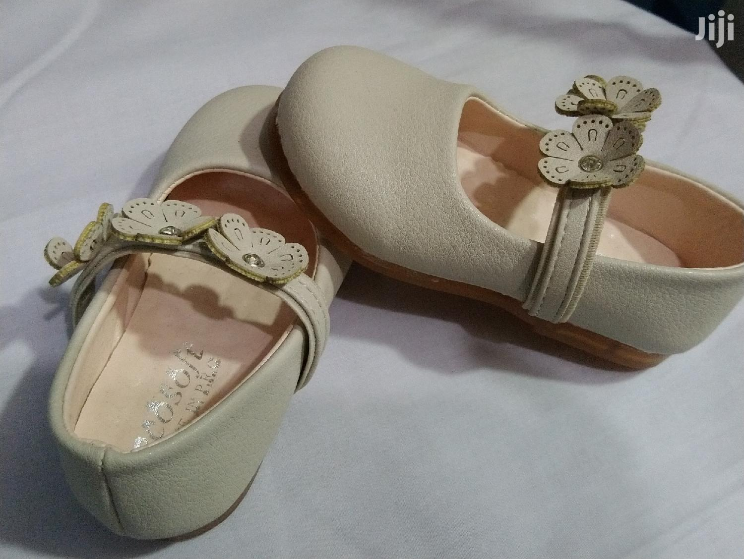Baby's Doll Shoe