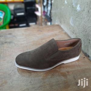 Suede Leather Brown Italy Men Shoes Oxford Casual Classic Sn   Shoes for sale in Nairobi, Nairobi Central
