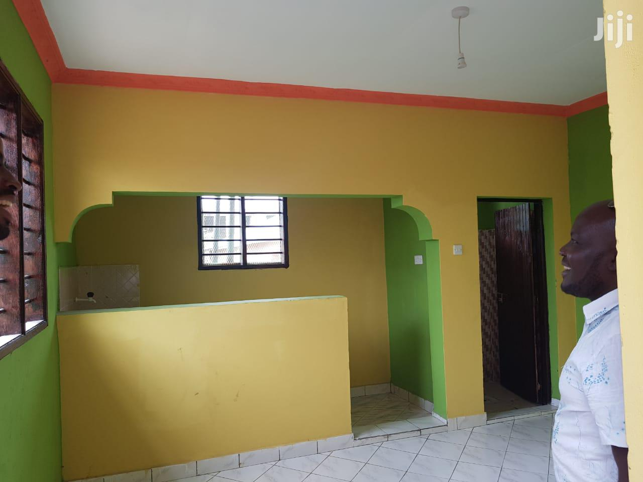 A New Bedsitters House In Bamburi For Rent